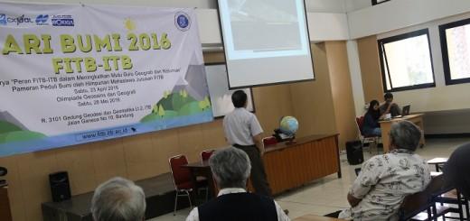 Lokakarya Hari Bumi 2016