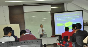 Kuliah Tamu oleh Prof. Dr. Shunji Kusayanagi2