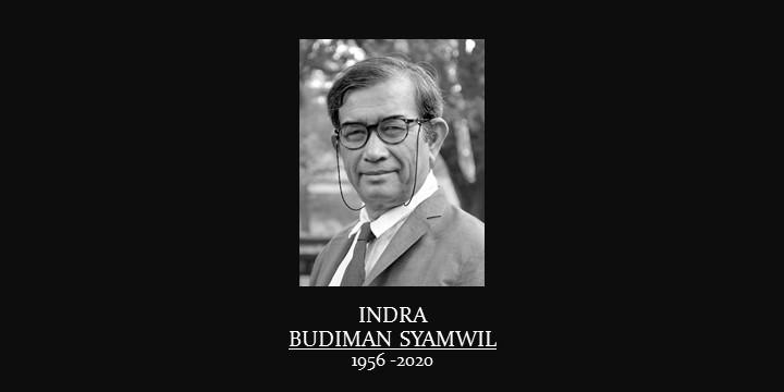 Obituari: Ir. Indra Budiman Syamwil, M.Sc., Ph.D.