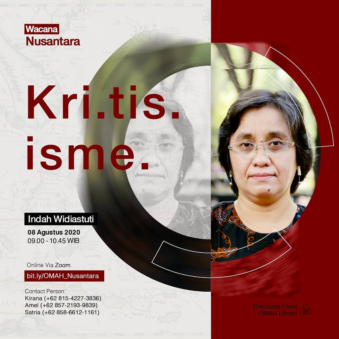 """Kritisisme"" oleh Indah Widiastuti"